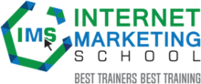 Internet Marketing School Logo - Digital marketing courses in Bhubaneswar